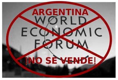ARGENTINA NO SE VENDE LOGO